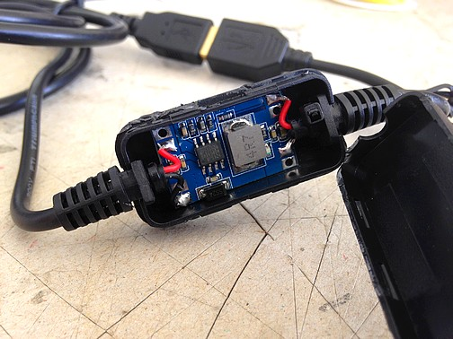 Arduino digital ac control system for page