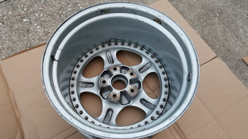 Fs Misc 18 Quot Speedline Wheels For 993 Rs Gt2 Magnesium And