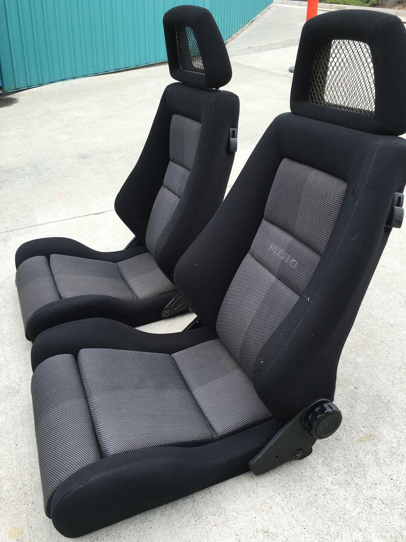 Fs Recaro Lx Seats Pelican Parts Technical Bbs