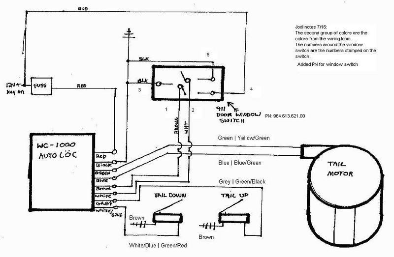 pelican parts technical bbs help with 964 decklid spoiler diagram