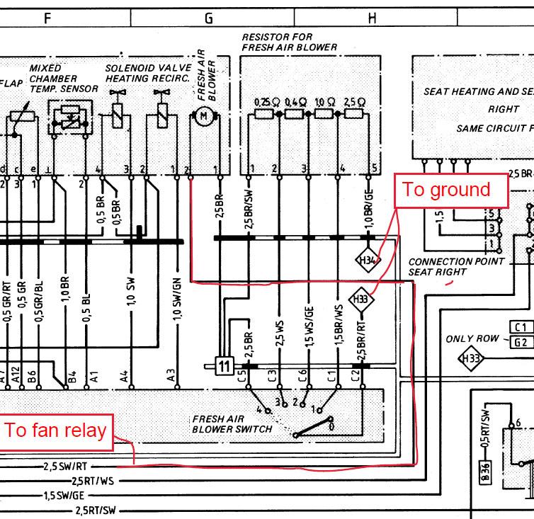 Question About Low Speed Fan Resistors