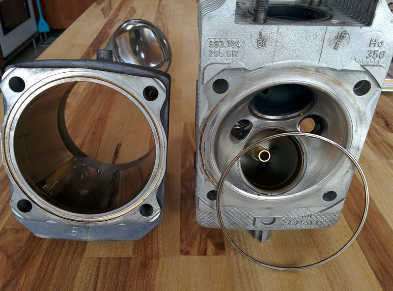 milling cylinder head sealing surface - Pelican Parts Forums