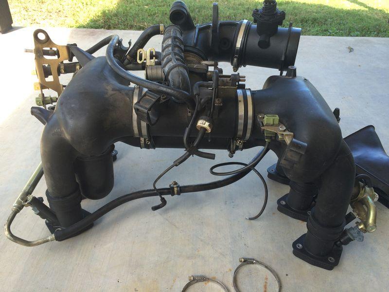 Air Intake Sensor >> 1995 993 Intake Manifold - Pelican Parts Forums