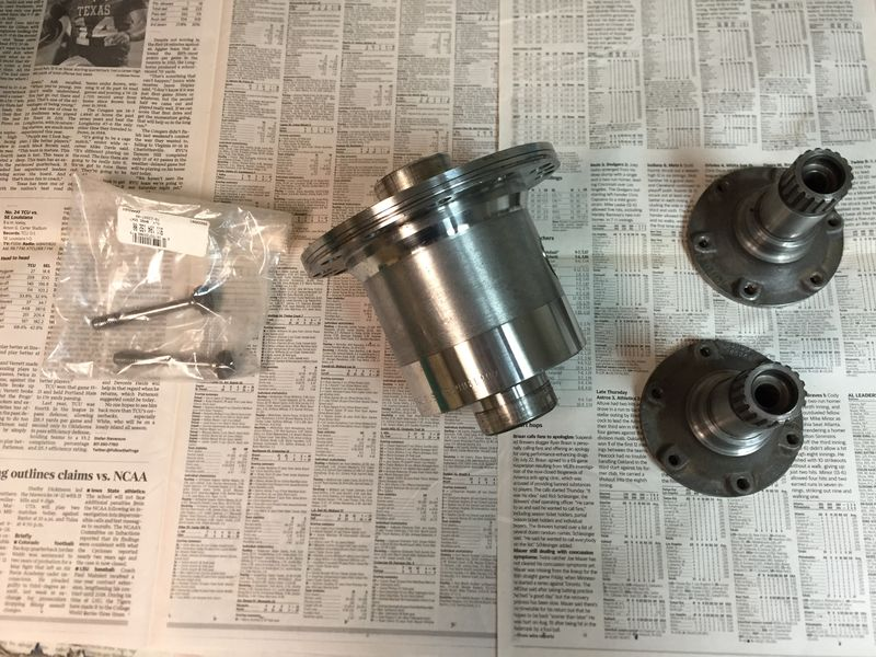 FS: ZF limited slip differential for 915/901 - Pelican Parts