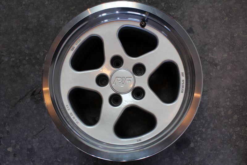 Speedline Ruf 17 Quot Rare Narrow Body Ruf Wheels 3500 With