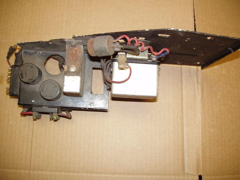 porsche 911 engine compartment fuse relay panel. Black Bedroom Furniture Sets. Home Design Ideas