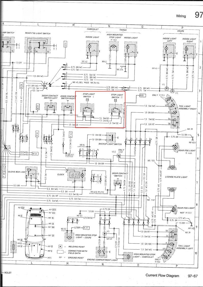 mazda lights wiring diagram schemes  mazda  auto wiring