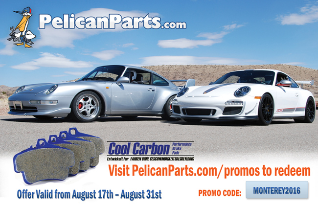 There's 10+ Pelican Parts promo codes and discounts for you to choose from, including this Pelican Parts Promo Code 46 Percent Off. Save up to 75% OFF with those Pelican Parts coupons and discounts for November