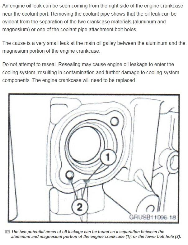 2008 BMW X3 engine block failure - Pelican Parts Forums