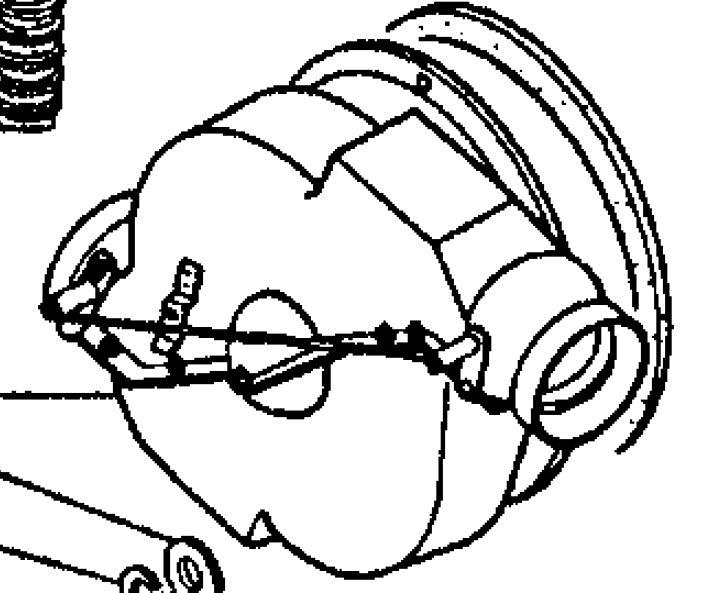 Electrical Smoke Interior Blower 1986 3 2