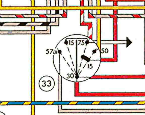 New Bosch Ignition Switch 3, Wiring Diagram Ignition Switch