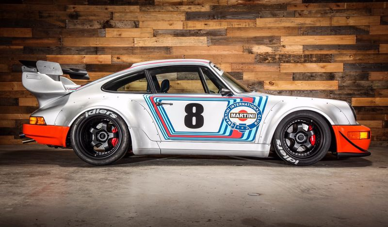 1974 Porsche 911 >> What I have been building for 6 months RWB Martini Turbo - Pelican Parts Forums