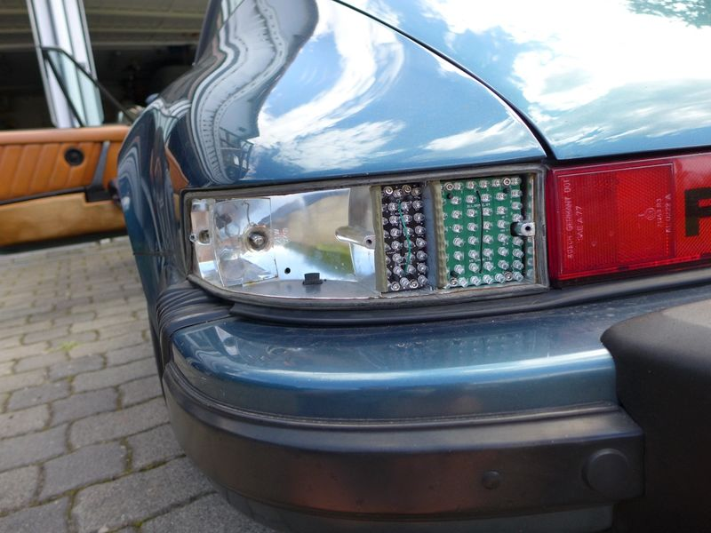 Rear fog light install- a new approach, some help needed - Pelican ...