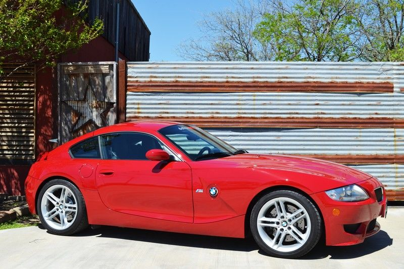 2007 Bmw Z4 M Coupe Imola Red 8k Miles One Owner Servced Pelican Parts Technical Bbs