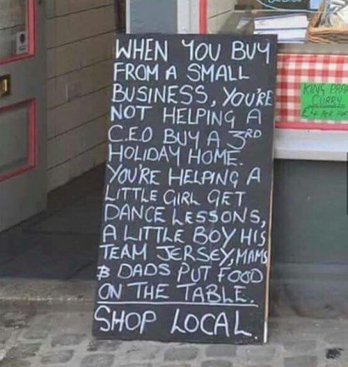 how to buy into a small business