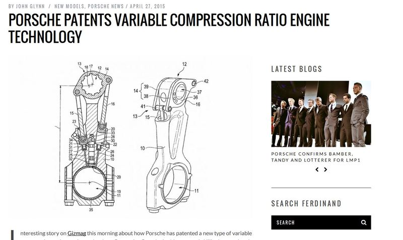 variable compression engines , Pelican Parts Forums