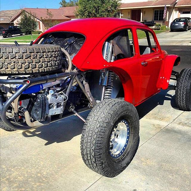 Tell me about air cooled VWs - thinking about getting a baja
