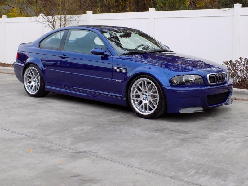 Signs Of A Bad Transmission >> 2006 e46 M3 w/ comp package - interlagos blue - Pelican ...