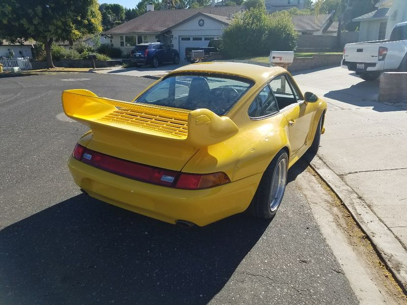 my 3 6 conversion in my 993 conversion - Page 2 - Pelican