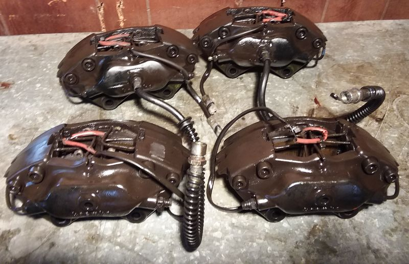 Mercedes Benz Of Hagerstown >> 944 Turbo Brembo Brake calipers - Pelican Parts Forums