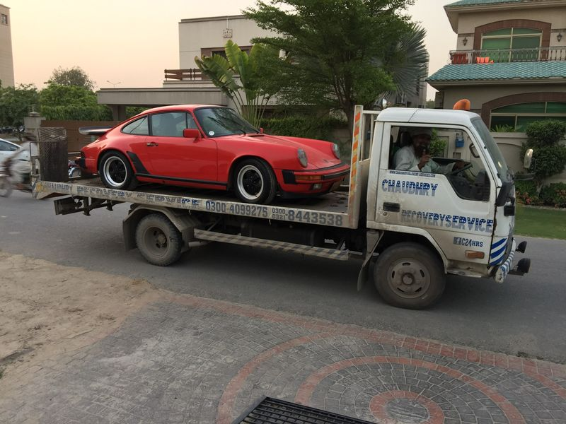 930 1985 911 Carrera 3 2 rough surging hunting idle with electrical