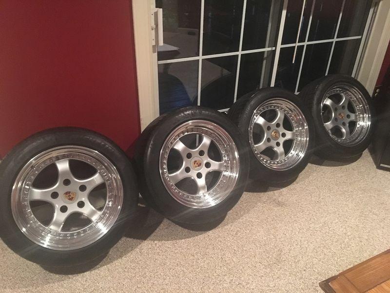 Fs Speedline Replica Wheels And Tires Price Drop