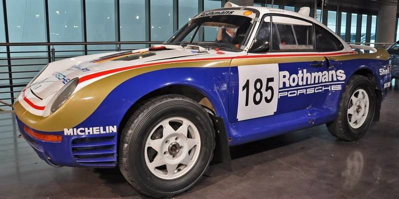 Porsche 959 Rally Car Question Pelican Parts Forums