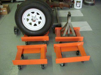 Car Dolly For The Garage Pelican Parts Forums
