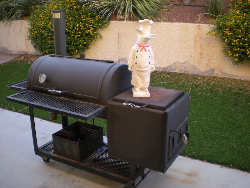 I am torn on this Pellet Smoker business!!! - Pelican Parts