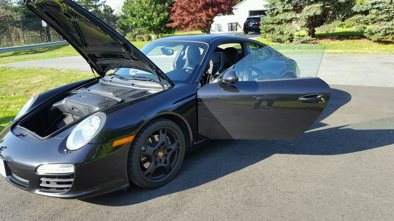 2009 Porsche 911 997.2 Coupe Manual - Pelican Parts ...