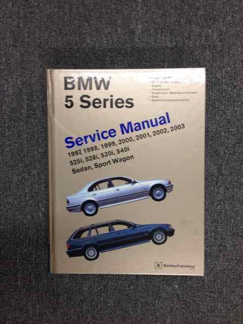 Bentley       BMW       5    Series Service Manuals    E39     Pelican Parts