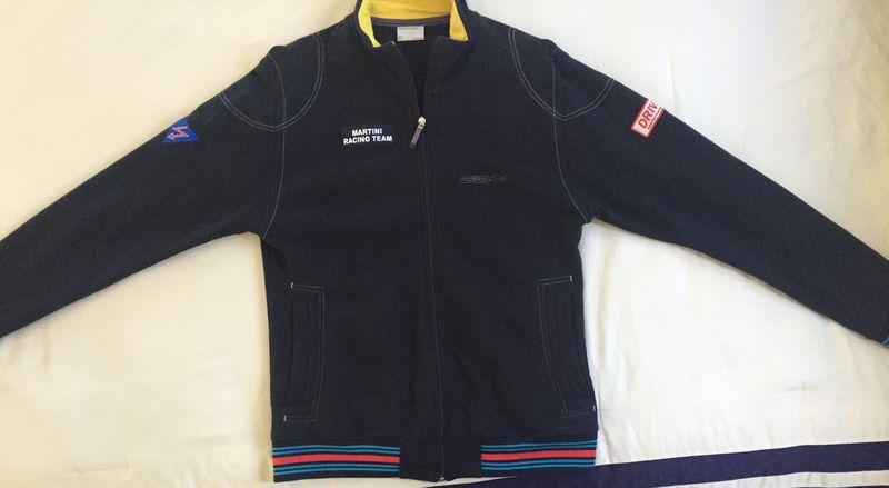 Download Porsche Martini Jacket