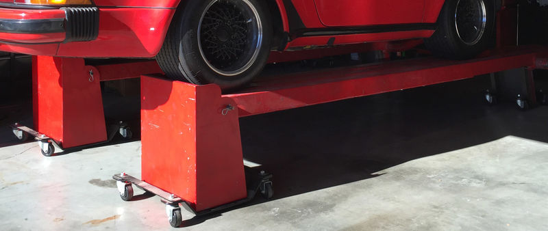Kwik Lift Elevated Car Support - $750 - Pelican Parts Forums