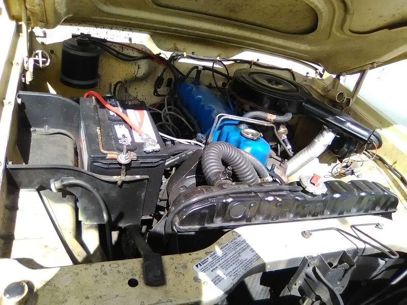 1973 Jeep Commando survivor for sale - Pelican Parts Forums