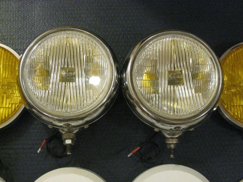 Cibie Rally Lights Set Of 4 Original Pelican Parts Technical Bbs