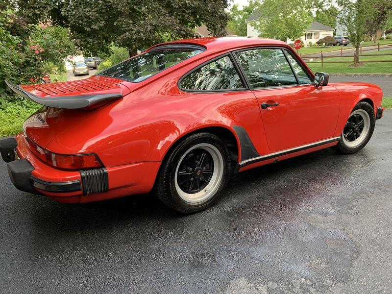 1987 Carrera for sale in NJ - rebuilt engine, 250k miles