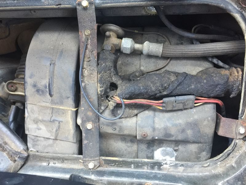 Evaporator Motor Replacement