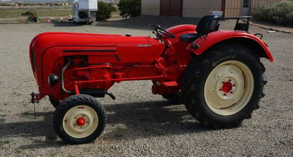 Porsche tractor pelican parts technical bbs Craigslist peoria farm and garden