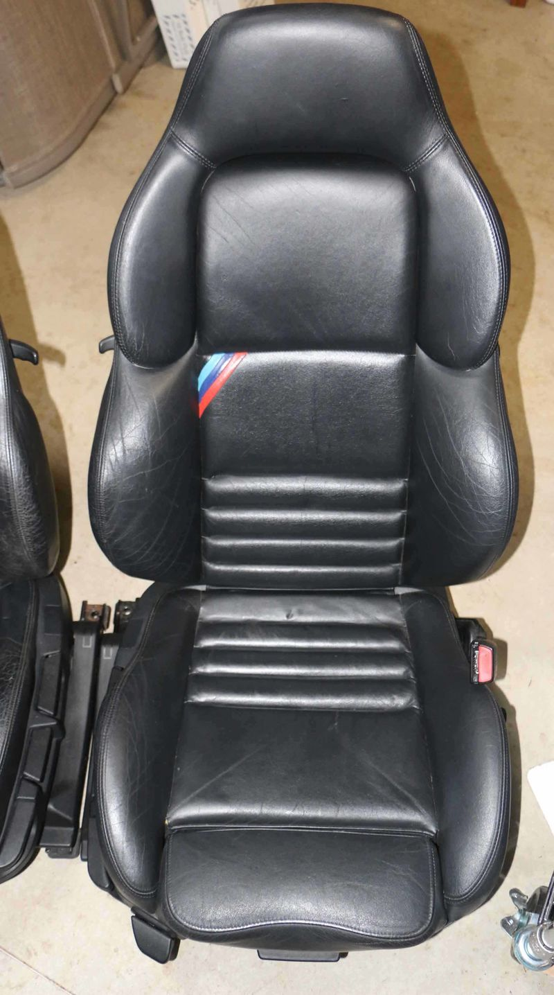 Mercedes Benz Portland >> BMW E36 M3 Coupe Vader Leather Manual Seats with Brackets ...