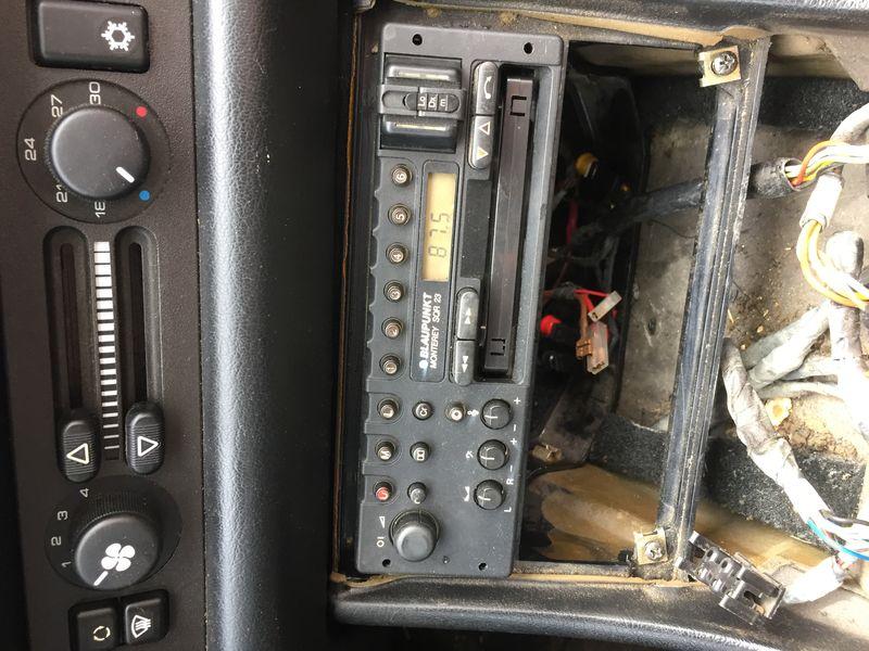 Blaupunkt Monterey Sqr 23 Radio Pelican Parts Forums