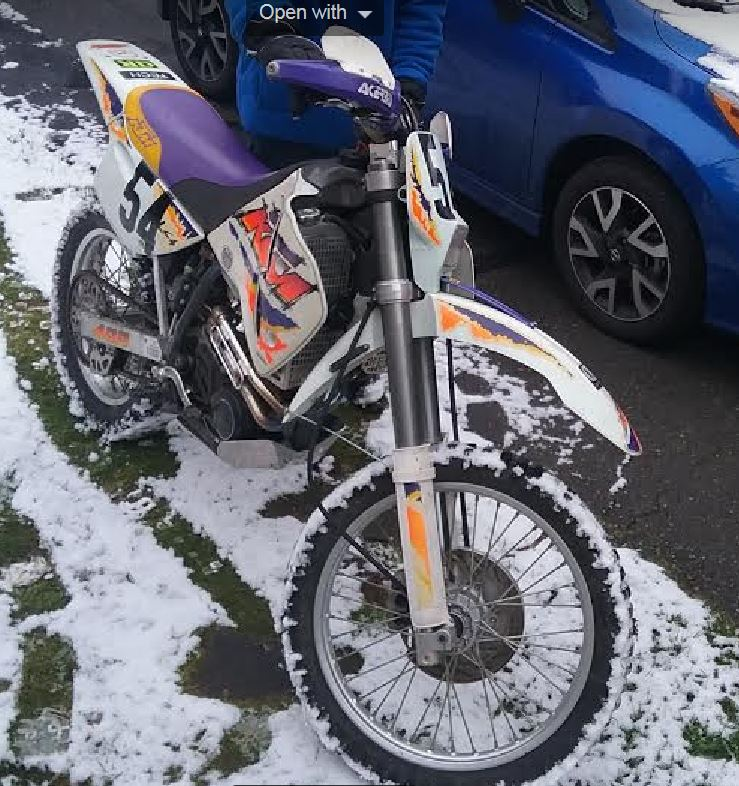 Does Ktm Stand For Anything