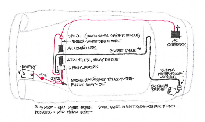AC – Air-bucket design-build for rear fender condenser - Page 10