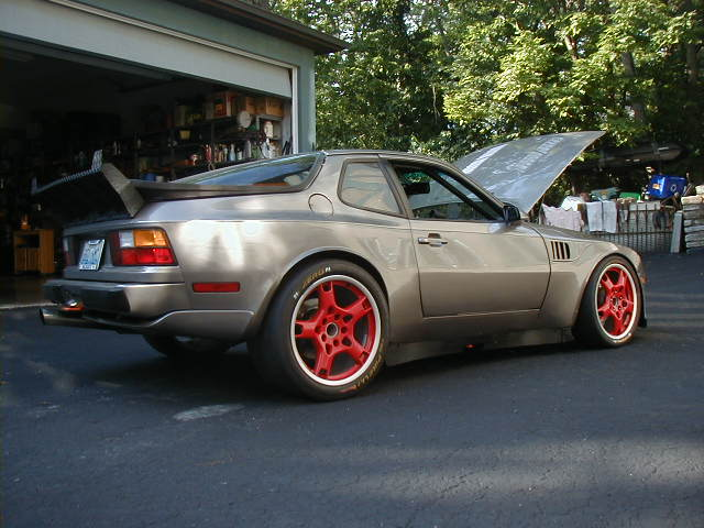 Perfect 4 Lobster Claw Wheels Wb Lm 911 S 87 Up 944