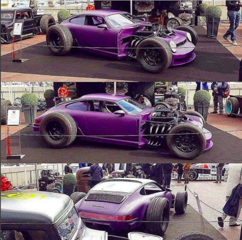 Image result for ratrod before and after