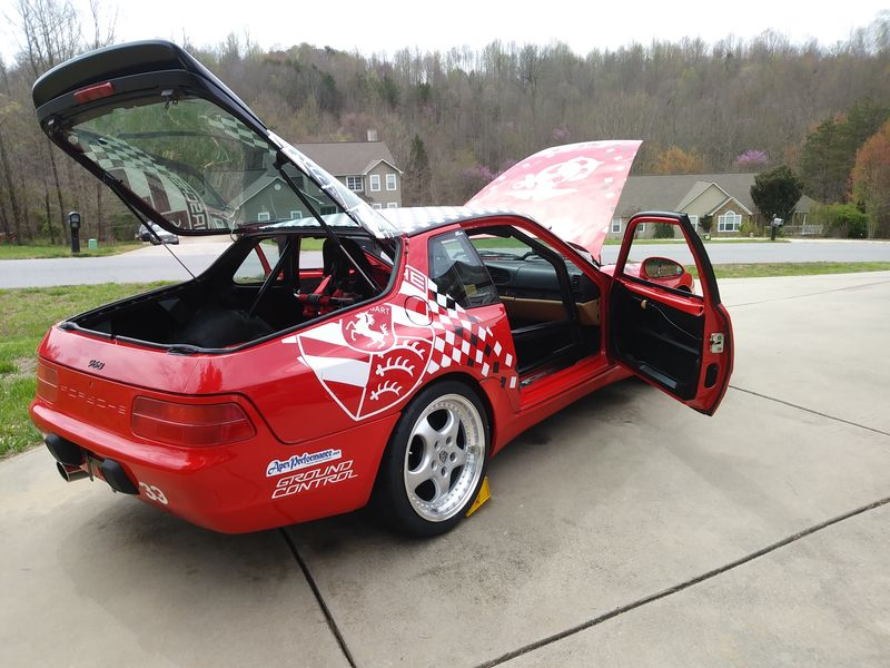 Carolina Motorsports Park >> 1992 Porsche 968 Track Car for sale - Pelican Parts Forums
