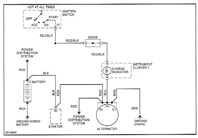 car not charging diagram help - pelican parts forums  the pelican parts forum!