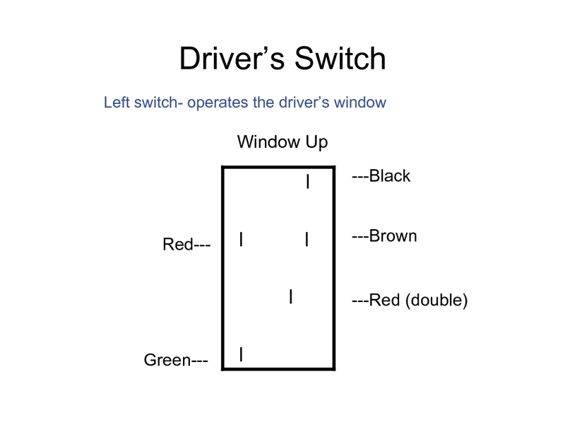Window Switch Replacment