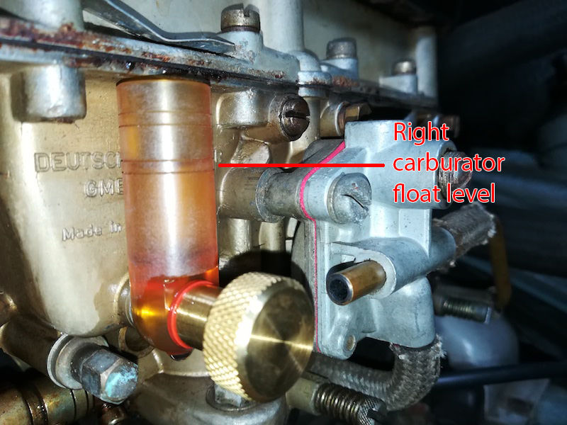 Troubleshooting a flooding Zenith Carburator - Pelican Parts