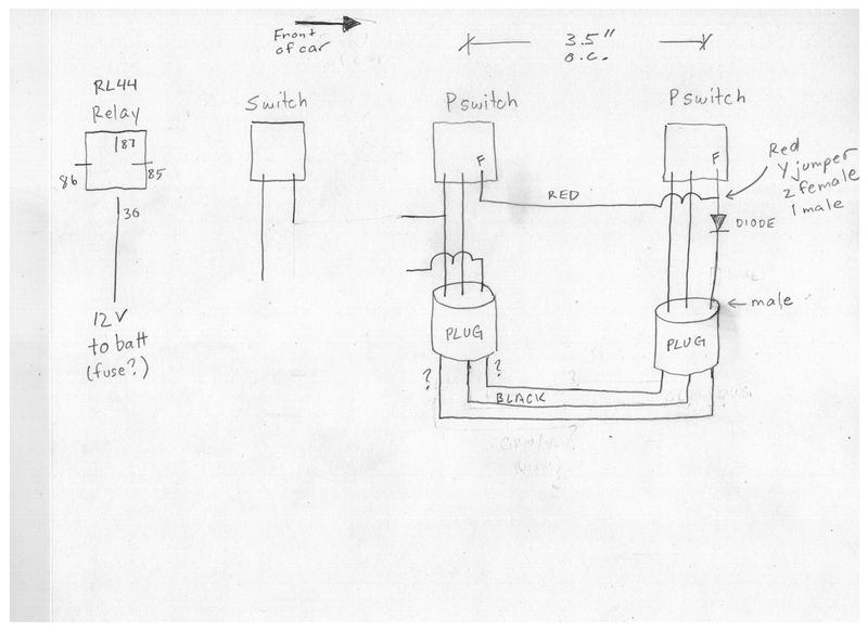 mechanical brake light switch modification -  u0026 39 78 sc - page 3