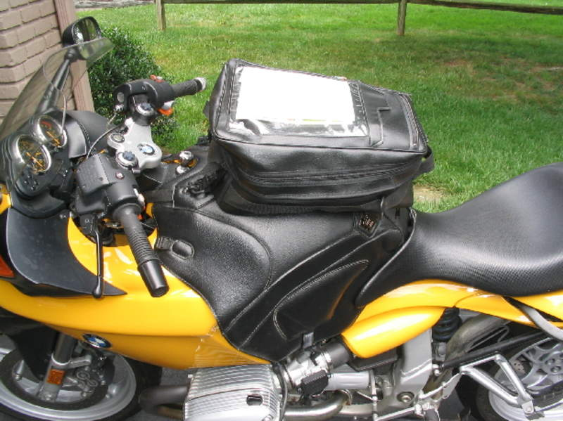 FS: Bagster Alpha bag and tank cover - Pelican Parts ...
